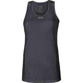 GORE WEAR R7 - Camiseta sin mangas running Mujer - negro
